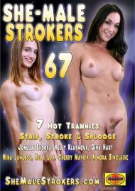 She-Male Strokers 67 Porn Movie