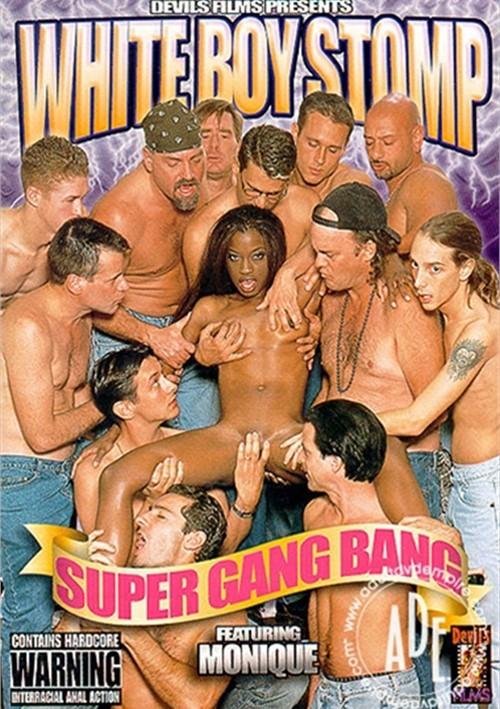 White boy stomp super gang bang