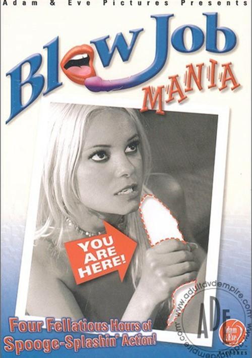 Blow Job Mania
