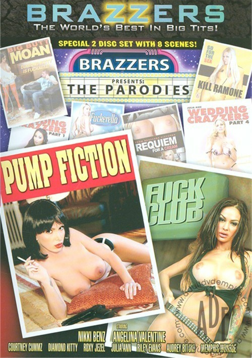 Brazzers Presents: The Parodies