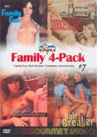 Family 4-Pack #7 Porn Movie