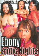 Ebony Erotic Nights 6-Disc Set Porn Movie