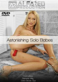 Astonishing Solo Babes Porn Video