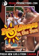 Fun 3-Somes In The Sun Porn Video