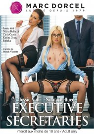 Executive Secretaries HD porn video from Marc Dorcel!