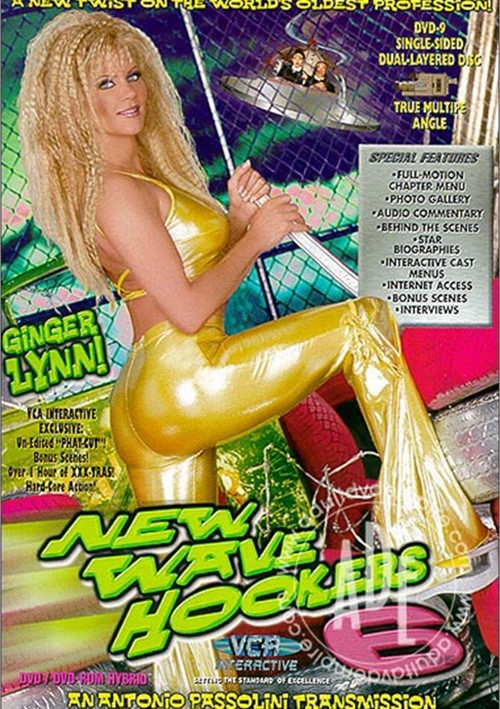 New Wave Hookers 6 Tina Tyler Cheyne Collins Pat Myne