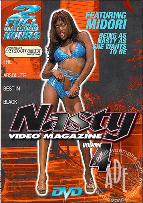 Nasty Video Magazine Vol. 4 image