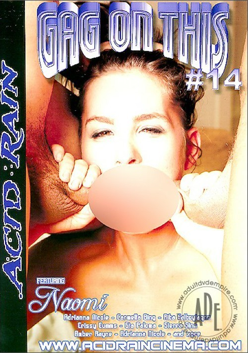Gag On This 14 Blowjobs Adrianna Nicole 2006
