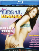 Just Legal Babes Vol. 1 Blu-ray
