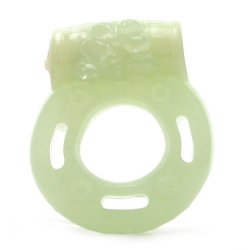 Hero Climax Ring Cock Ring - Glow in the Dark Sex Toy
