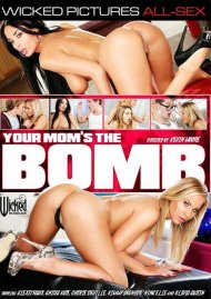 Your Mom's The Bomb Porn Video