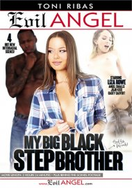 My Big Black Stepbrother HD porn video from Evil Angel - Toni Ribas.