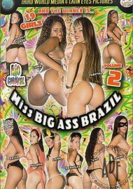 Miss Big Ass Brazil 2 Porn Movie