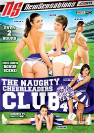Naughty Cheerleaders Club 4, The Porn Movie