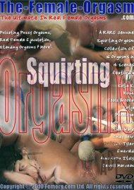 Femorg: Squirting Orgasms Porn Video
