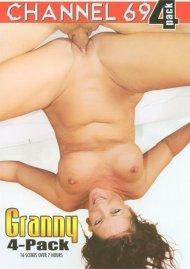 Granny 4-Pack Porn Movie
