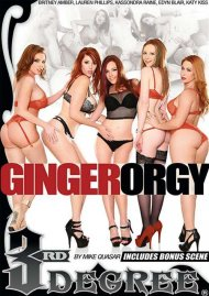 Stream Ginger Orgy Porn Video from Third Degree Films.