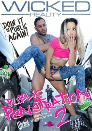 Public Penetration 2 DVD Image from Wicked Pictures.