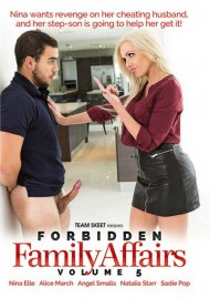 Forbidden Family Affairs Vol. 5 HD porn video from Team Skeet.
