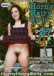 Horny Hairy Girls 27 Porn Movie
