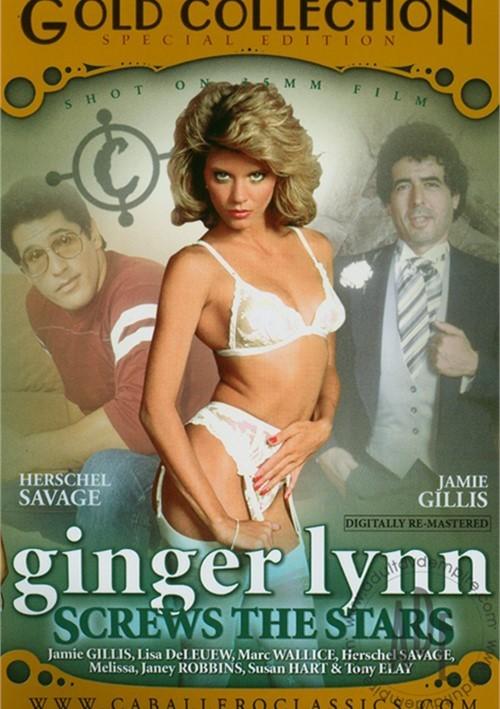 Ginger Lynn Screws The Stars Caballero Home Video May 14 2008 Tony Elay