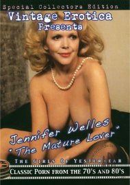 "Jennifer Welles ""The Mature Lover"" Porn Video"