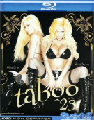 Taboo 23 Blu-ray