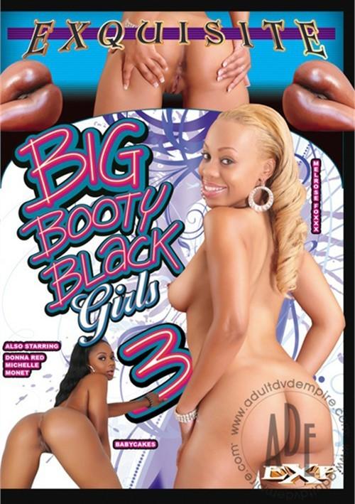 Big Booty Black Girls 3