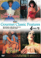 Gourmet Classic Features #5 (4 Pack) Porn Movie
