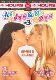 Ass Toys & No Boys 3 Porn Movie
