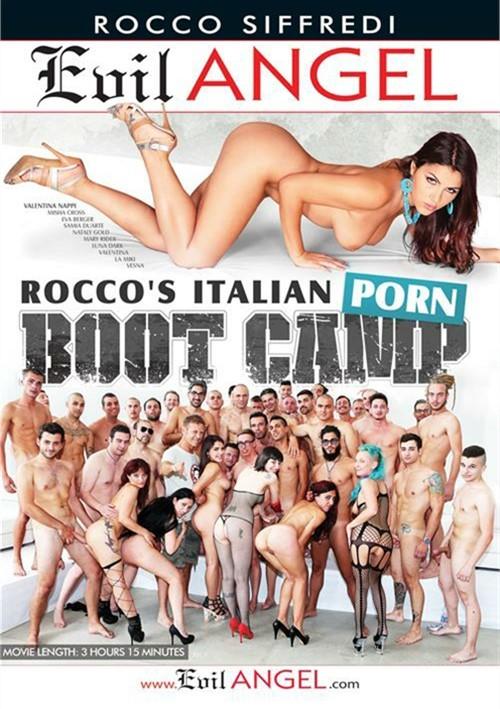 Roccos Italian Porn Boot Camp