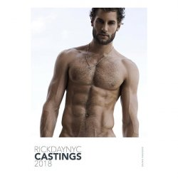 Rick Day NYC Castings 2018 Calendar Sex Toy