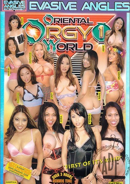 Oriental Orgy World 1