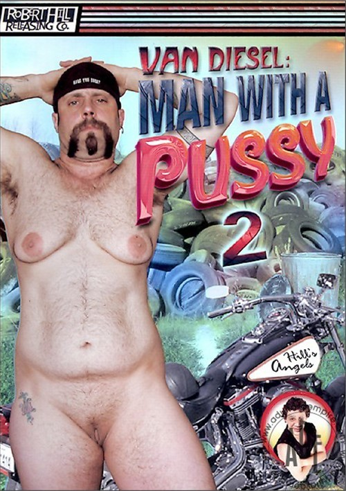 man with pussy