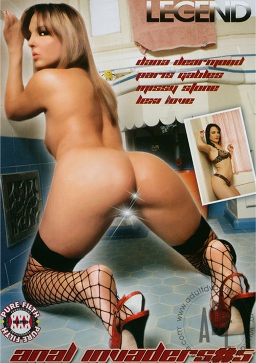 Anal Invaders 5 Gonzo Missy Stone Pure Filth Productions