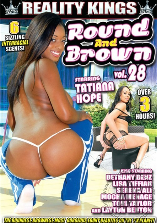 Round And Brown Vol. 28