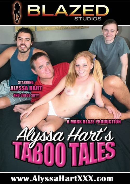 Alyssa Hart's Taboo Tales Russell Grand 18+ Teens All Sex