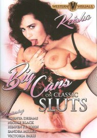Big Cans on Classic Sluts Porn Video