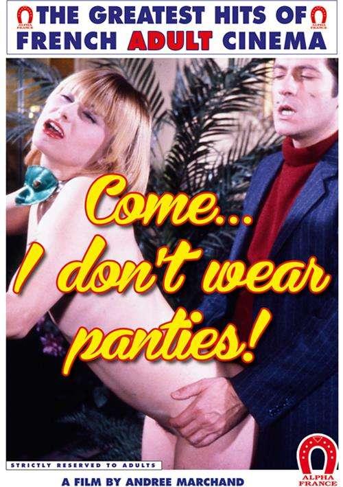 I Dont Wear Panties 6