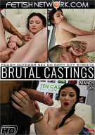 Brutal Castings: Mandy Sky Porn Video
