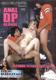 Anal DP Blonde - A Connie Peters Collection Porn Movie