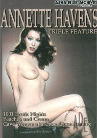 Annette Havens Triple Feature Porn Movie