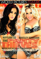 Panty Thieves, The Porn Video