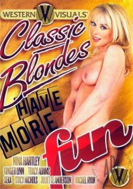 Classic Blondes Have More Fun Porn Movie