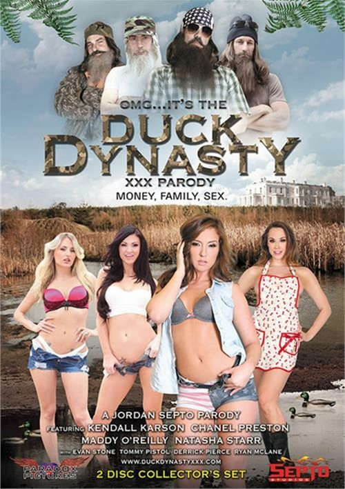 Omg It 39 S The Duck Dynasty Xxx Parody 2013 Videos On Demand Adult Dvd Empire