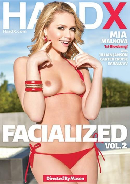 Facialized Vol. 2 DVD Porn Movie Image