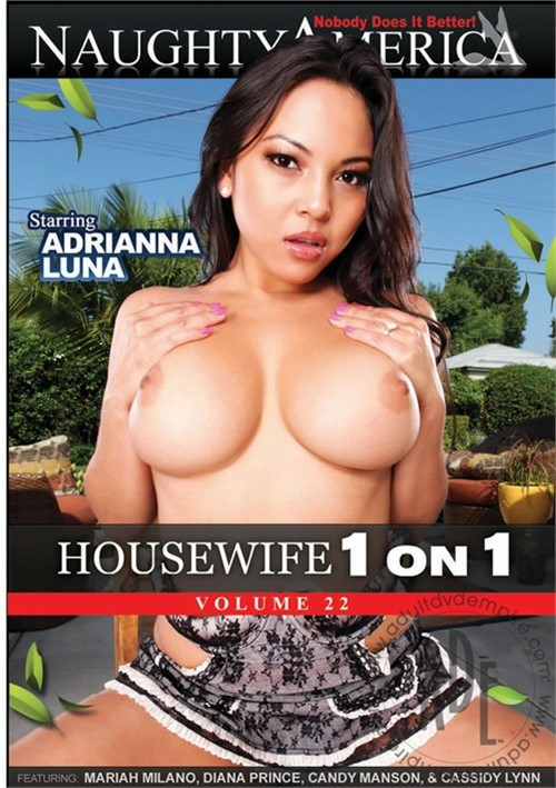 Housewife 1 On 1 Vol. 22