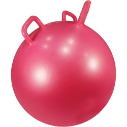 Pink Diamond: Single Magic Ball - Pink sex toy.
