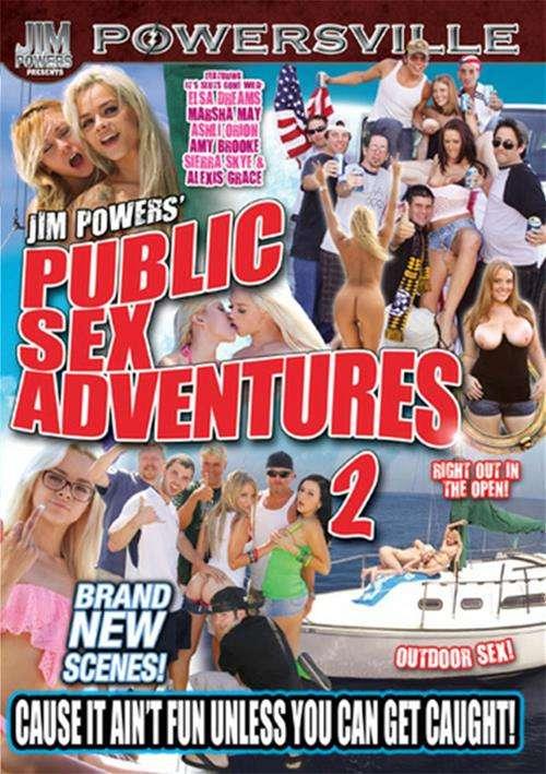 Public Sex Adventure 92