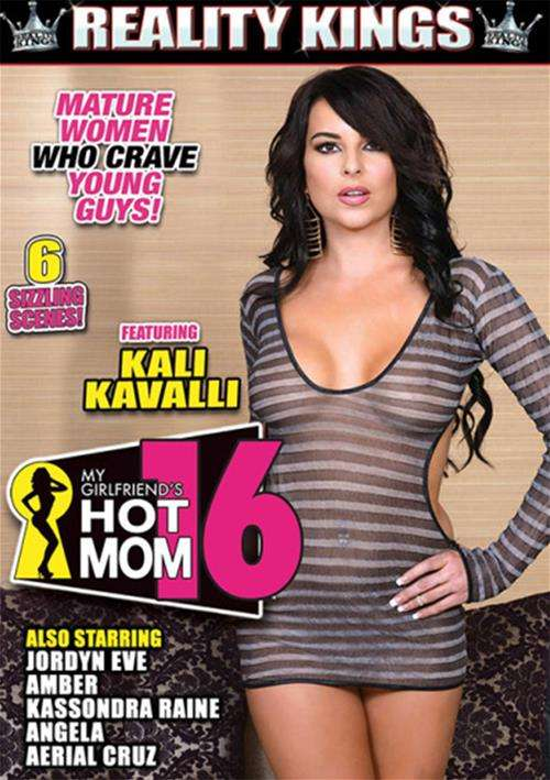 My Girlfriend's Hot Mom Vol. 16 Mature Reality Kings Angela (II)